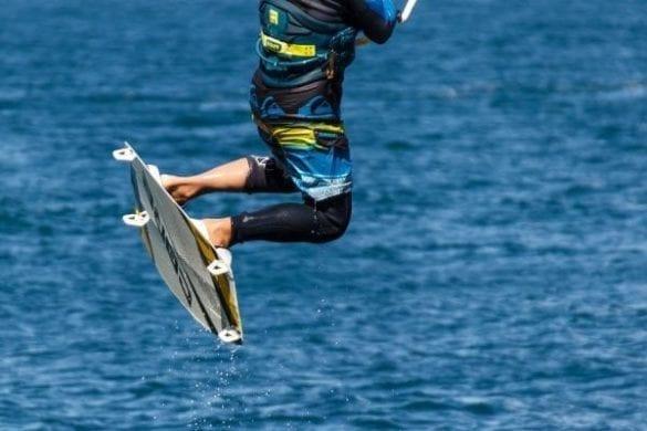 dicas de kitesurf para iniciantes
