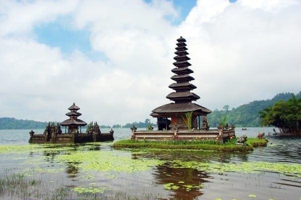 mochilão na Indonésia