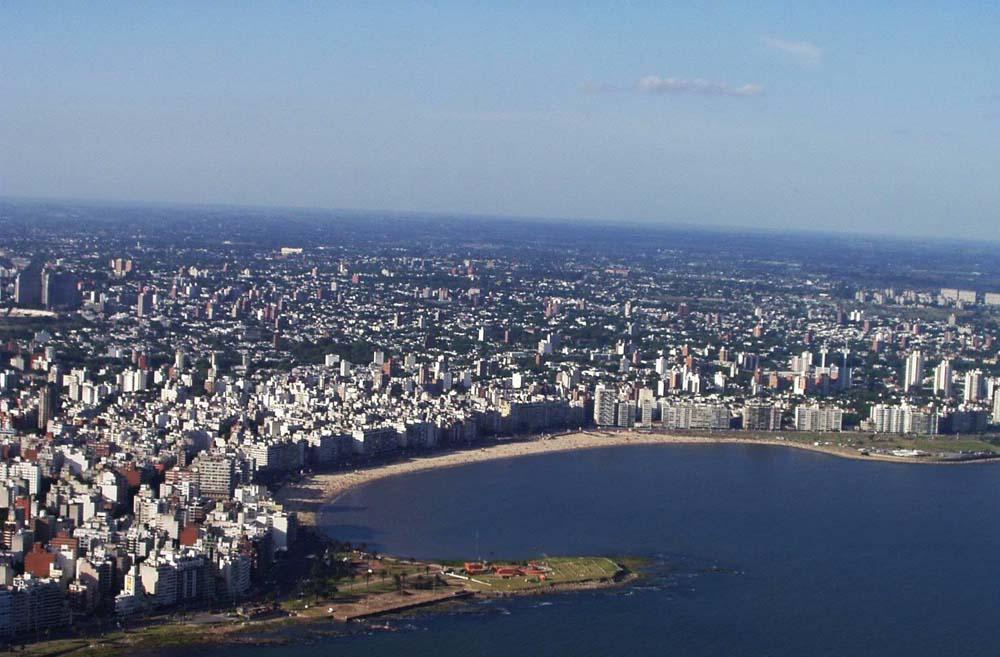 Montevidéu (Uruguai) - Páscoa em 2017