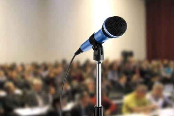 negócios de palestras funciona