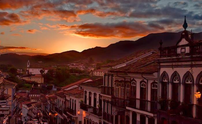 Ouro Preto viajar na semana santa em 2017
