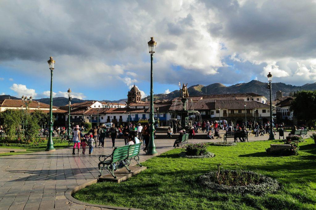 pontos turísticos de Cusco.