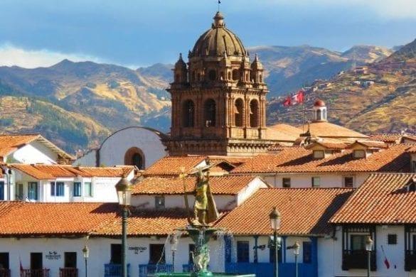 pontos turísticos de Cusco