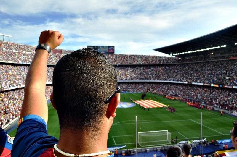 turismo em Barcelona futebol