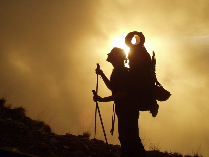 onde praticar trekking no Brasil SP