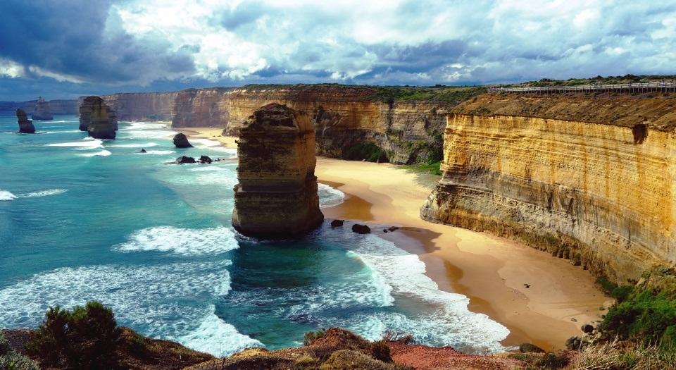 Austrália belezas naturais países mais felizes do mundo