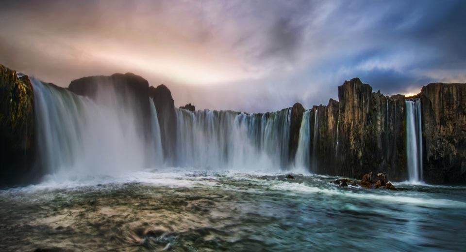 belezas naturais Islândia