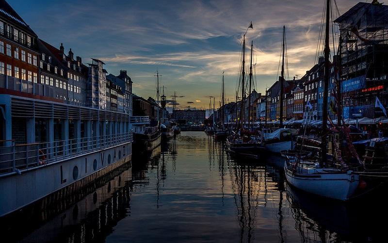 Dinamarca bolsa de estudos no exterior
