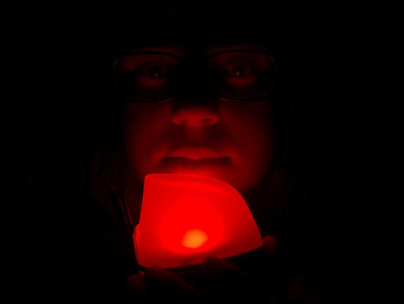 Nictofobia pavor da noite ou do escuro