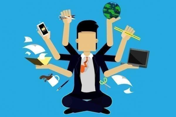 10  passos simples para aumentar sua produtividade