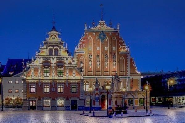 coisas maravilhosas para ver na Letônia