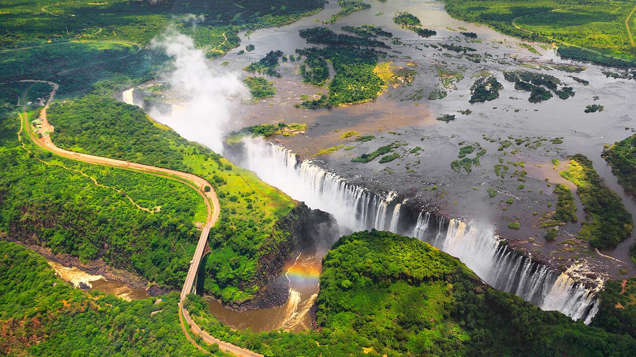 10 belas paisagens para conhecer na África