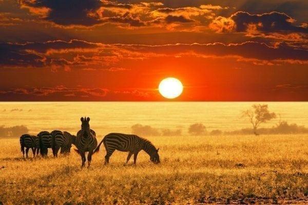 paisagens para conhecer na África