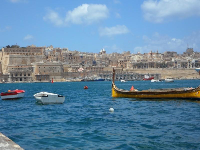 capital ilha da malta valleta