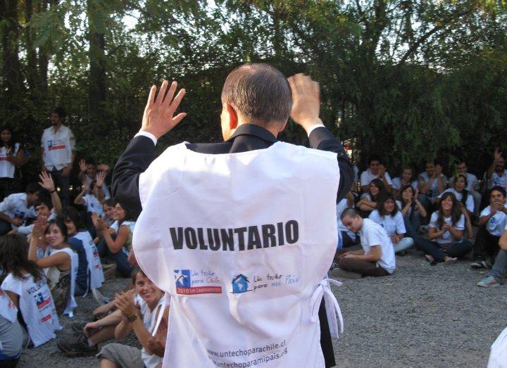 ONU trabalho voluntário no exterior
