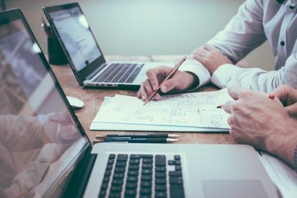 Consultoria financeira pela internet
