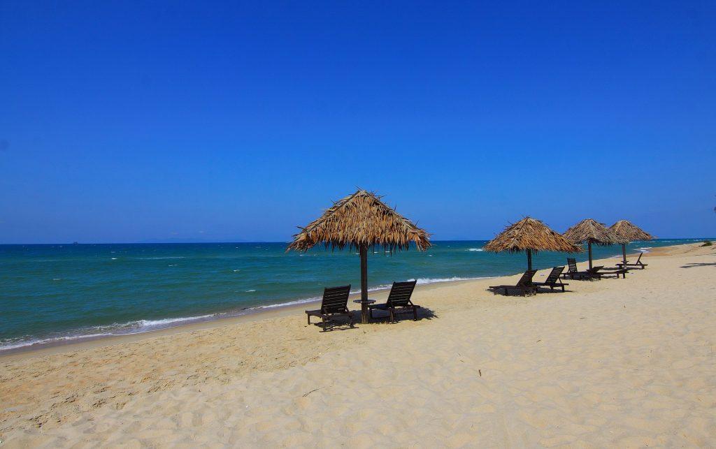 seu escritório pode ser na praia