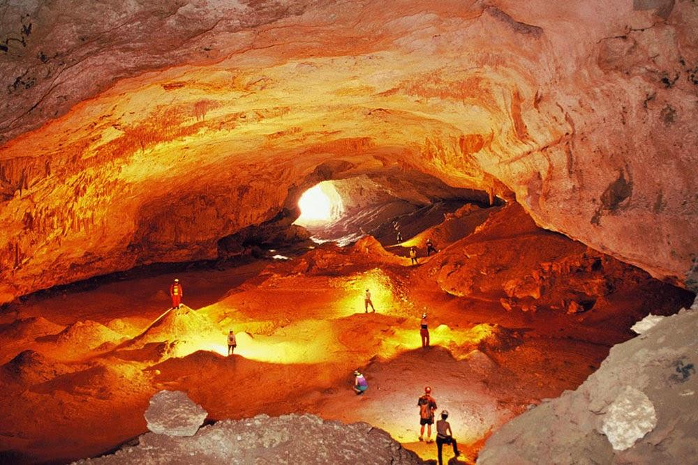 A toca da Boa Vista - Cavernas do Brasil