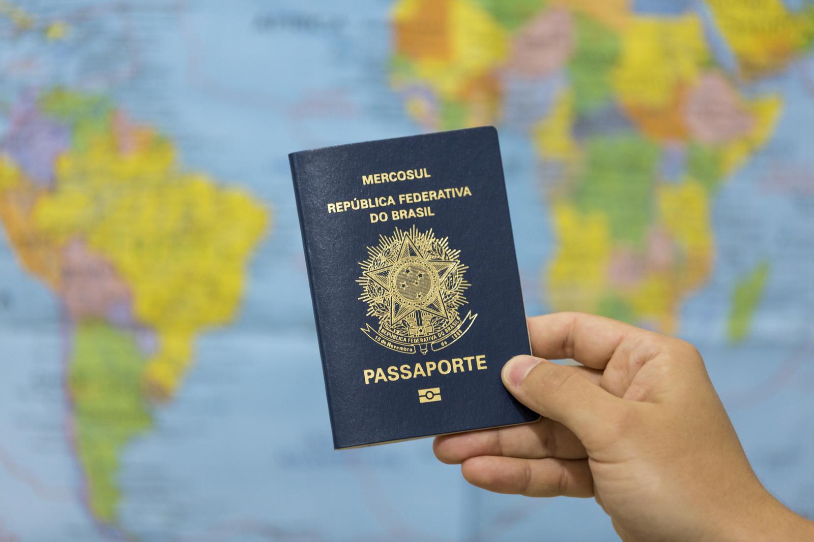 Renovar passaporte