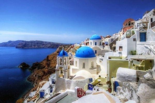 Comidas gregas