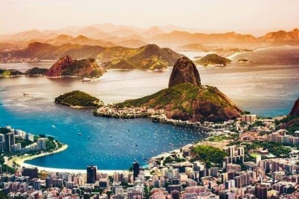 Mochilão pelo Rio de Janeiro