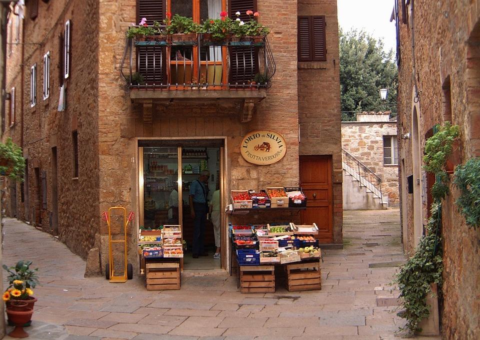 roteiros de viagem pela Itália -Toscana