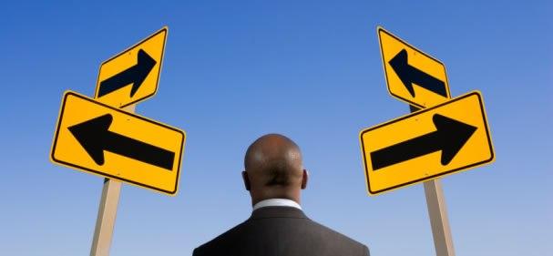 tomada de decisão requer segurança