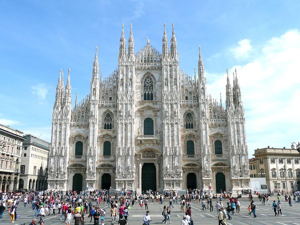roteiros de viagem pela Itália - Milão
