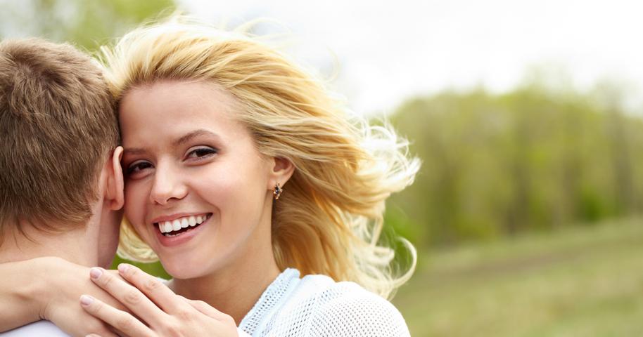 sorrir viver uma vida mais tranquila