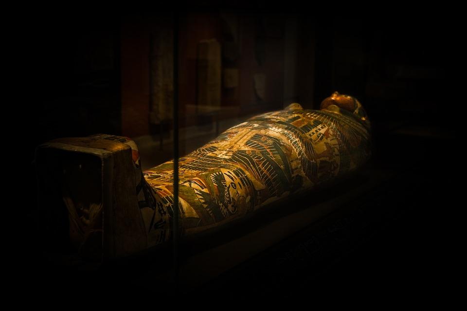 curiosidades sobre as múmias