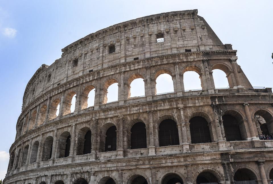 roteiros de viagem pela Itália - Roma