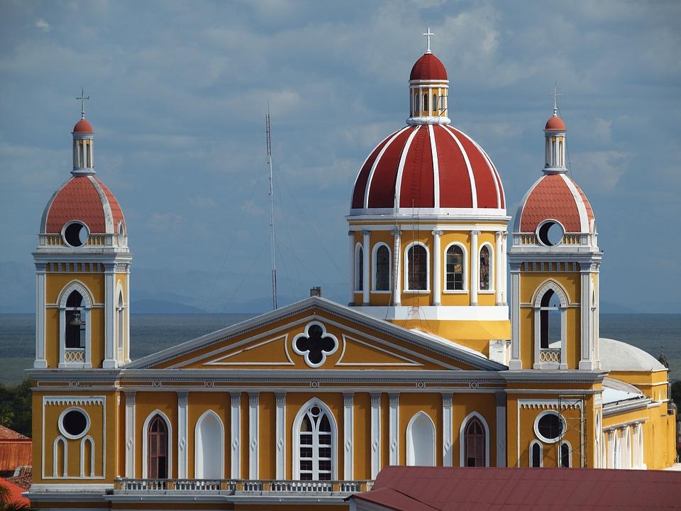 primeiros passos para um mochilão pela América Central - Granada