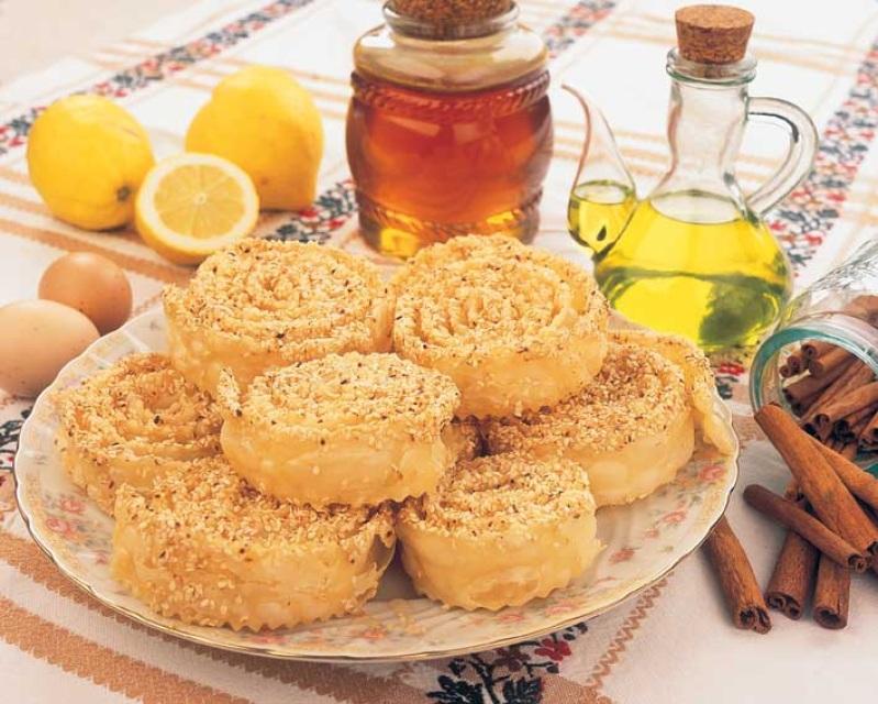Comidas gregas que lembra nossa comida aqui do brasil