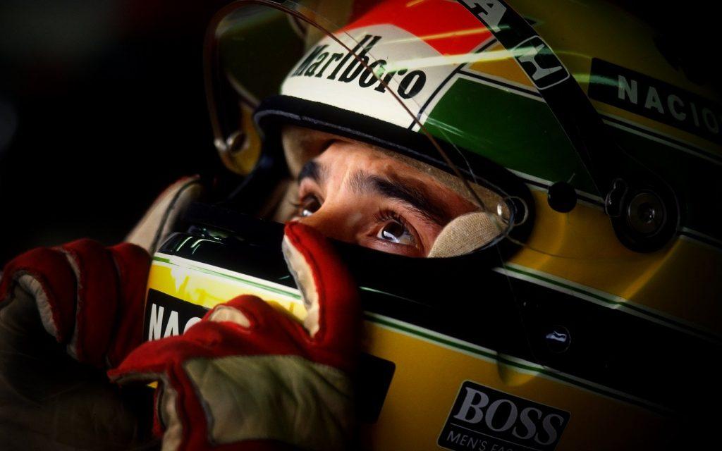Ayrton Senna mentalidade vencedora