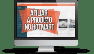 Afiliar a produto no hotmart