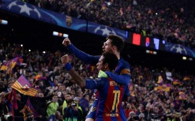Neymar uma mentalidade vencedora