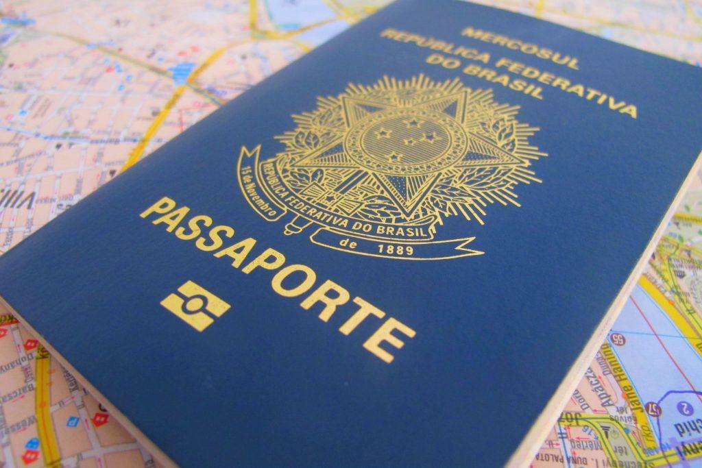 passaport para viagem internacional