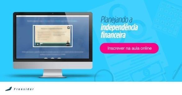 [Aula Online] Planejando a Independência Financeira