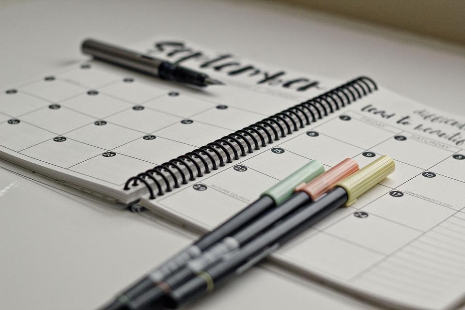 Planejar suas metas mantém sua determinação nos objetivos