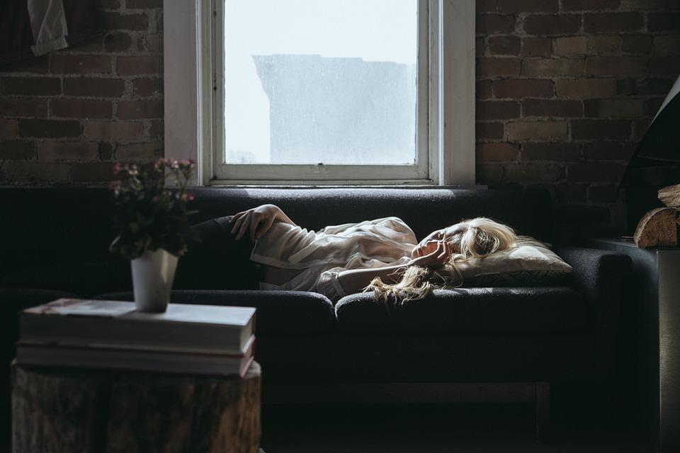 Dormir de qualquer jeito
