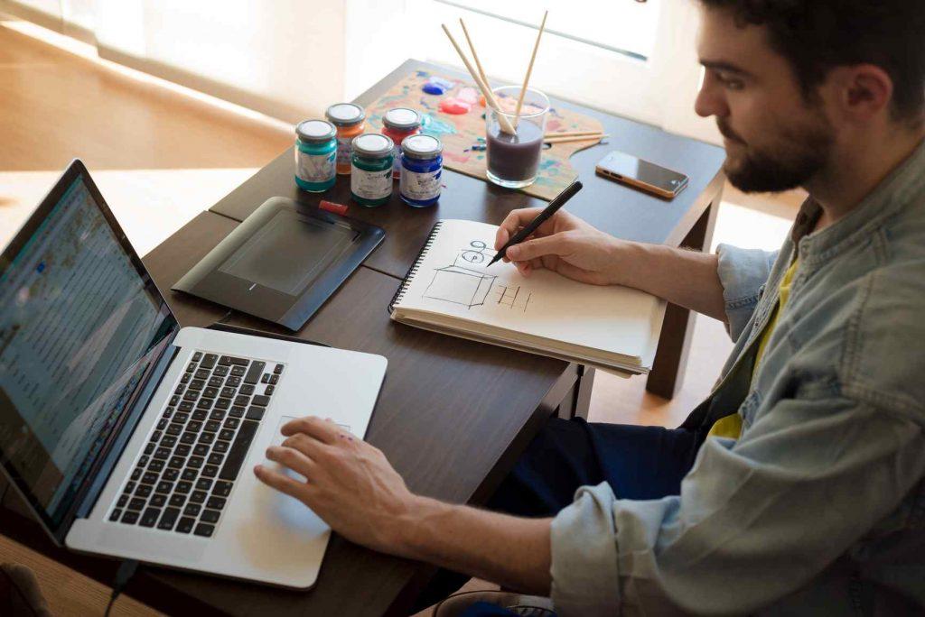 Algumas dicas de como trabalhar em casa pode ajudar a manter uma boa produtividade
