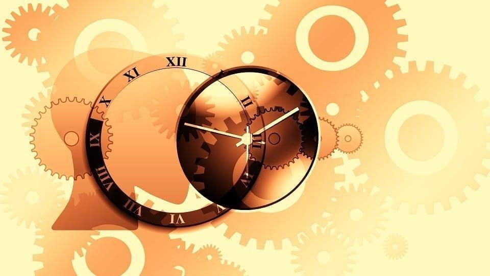 problemas com a administração do tempo