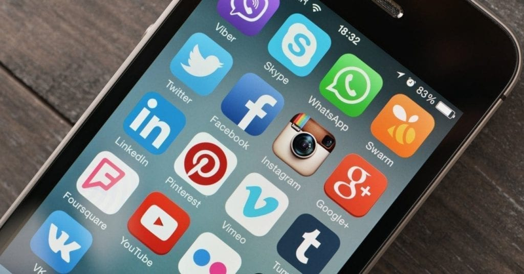 As redes sociais são excelentes opções para divulgação