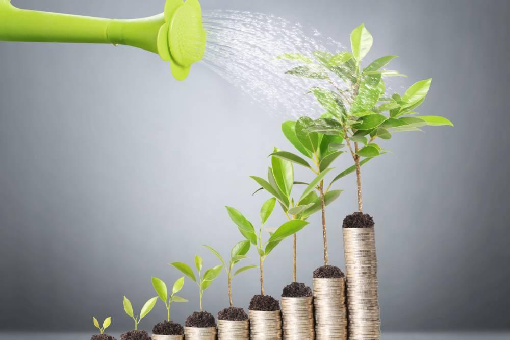 Os empréstimos são feitos para obter recursos para novos projetos