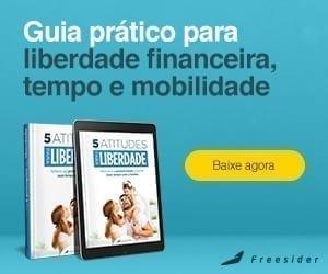 ebook 5 atitudes para a liberdade.