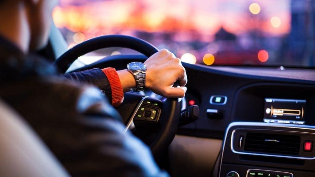 Trabalhar como motorista é uma das formas de ganhar dinheiro