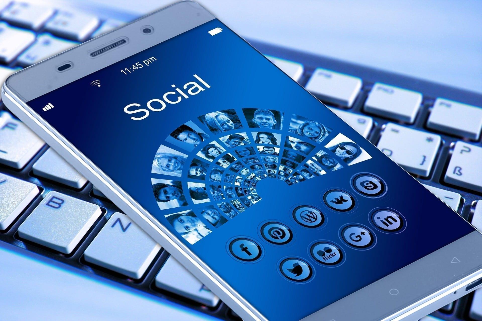 redes sociais artesanato