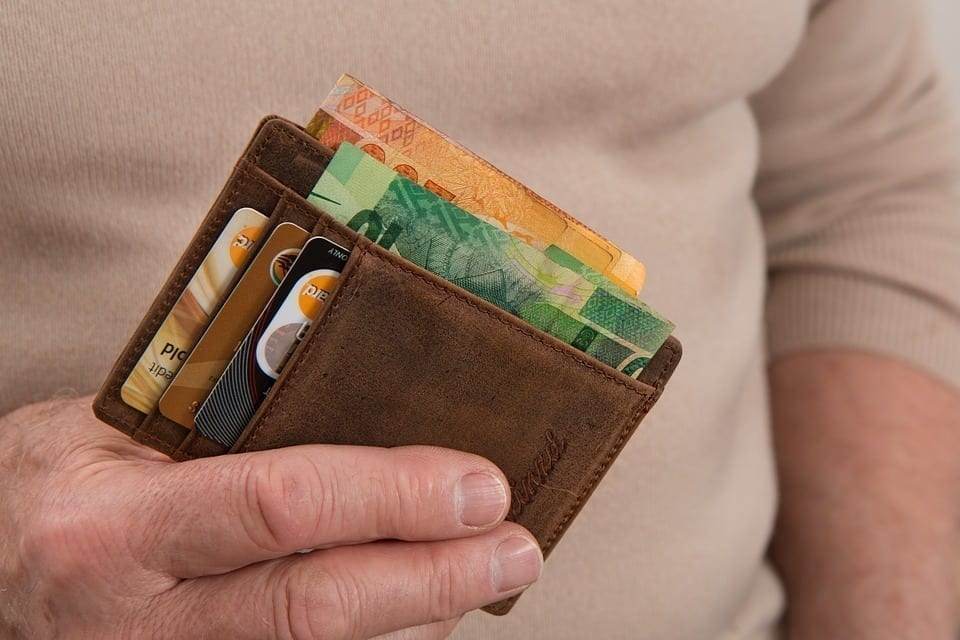 administração de finanças pessoais