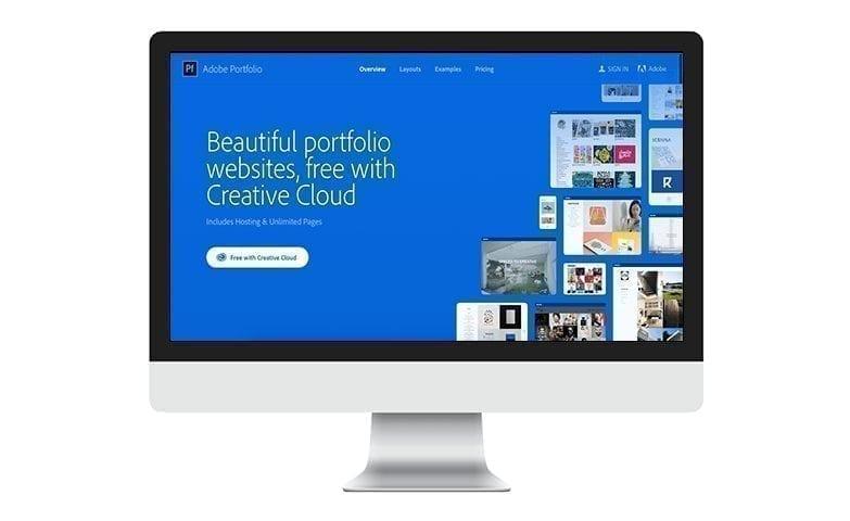 Adobe portfólio