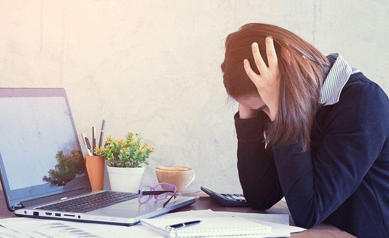 afastamento por depressão no trabalho